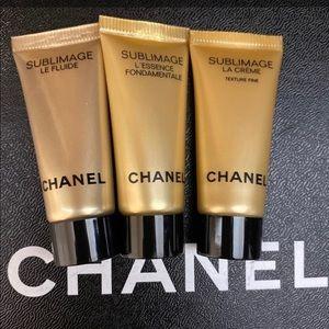 Chanel Sublimage Le Fluide La Creme L'Es